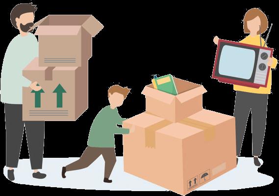 погрузка мебели при перевозке киев