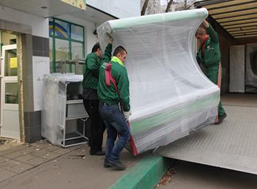 перевозка торгового оборудования киев